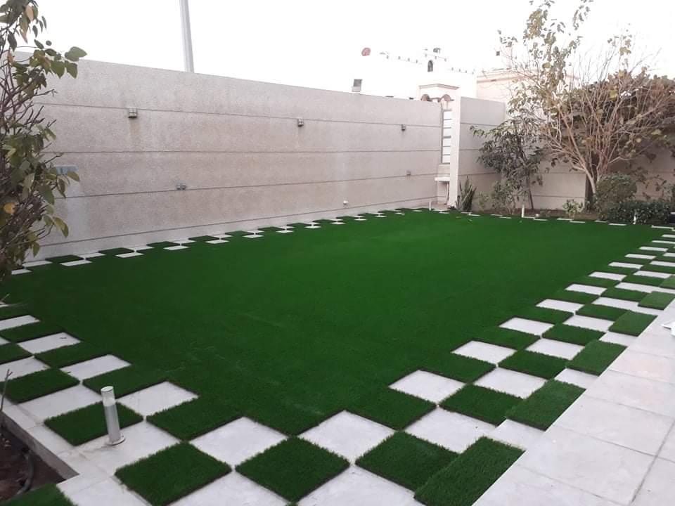 تركيب عشب صناعي بالمدينه المنورة