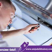 مهندس افران جدة لديه القدرة على صيانة افران غاز بجدة وصيانة وتنظيف الأفران